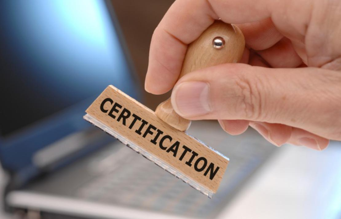 WIOA Approved Certification Training